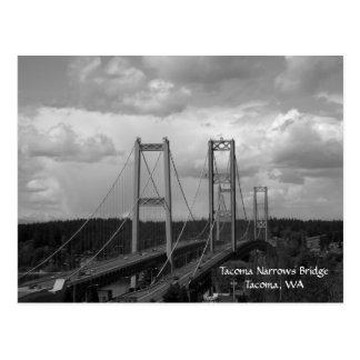 タコマナローズ橋の郵便はがき ポストカード