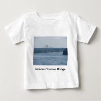 タコマ市、ワシントン州 ベビーTシャツ