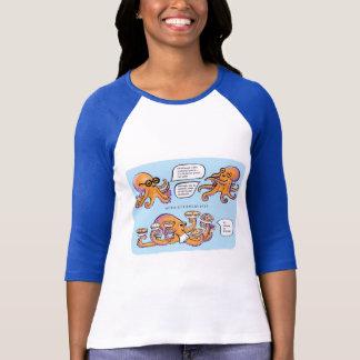 タコ、タコ、またはOctoパイか。 Tシャツ