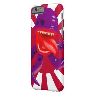 タコw/Japaneseの朝日 Barely There iPhone 6 ケース