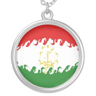 タジキスタン|すごい|旗 オリジナルジュエリー