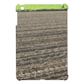 タスカニーの夕方耕された分野 iPad MINIカバー
