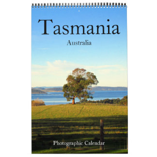 タスマニアオーストラリア カレンダー