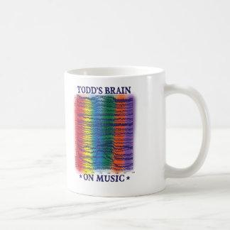 タッド頭脳 コーヒーマグカップ