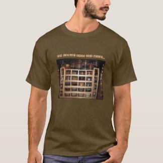 """タッドSucherman """"者もっと…"""" スネアドラムのTシャツ Tシャツ"""