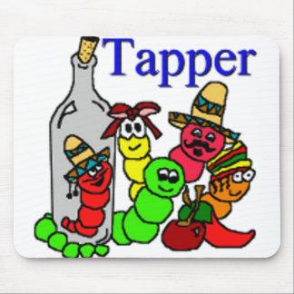 タッパーのパッド マウスパッド