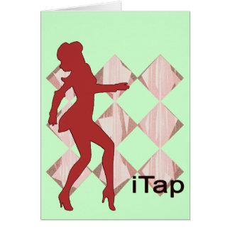 タップのためのiTap Gal | iPodのグラフィック カード