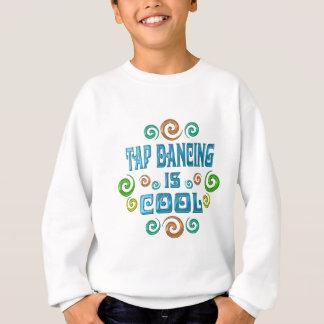 タップダンスはクールです スウェットシャツ