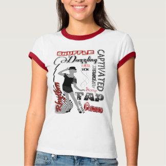 タップダンス Tシャツ