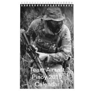 タップ2015のカレンダー カレンダー