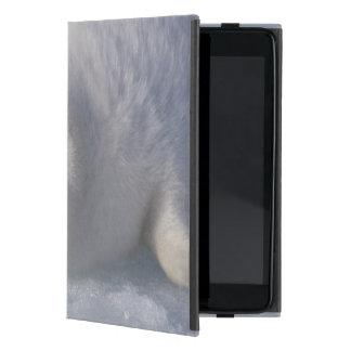タテゴトアザラシのPhocaのgroenlandica) Aの1週間目のハープ iPad Mini ケース