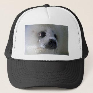 タテゴトアザラシ子犬 キャップ