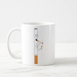 タバコの復讐 コーヒーマグカップ