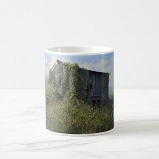 タバコの納屋のマグ コーヒーマグカップ