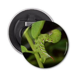 タバコのHornwormの幼虫の磁石の栓抜き 栓抜き