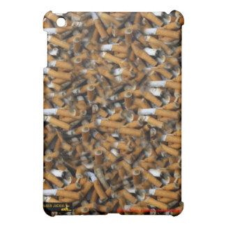 タバコは灰皿の汚れた悪い習慣を煙らします iPad MINI カバー