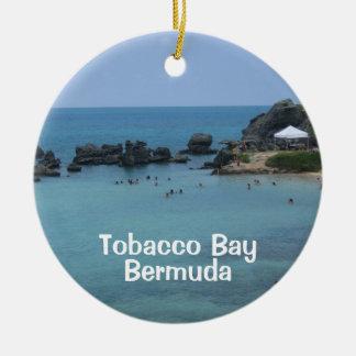 タバコ湾、バミューダ島 セラミックオーナメント