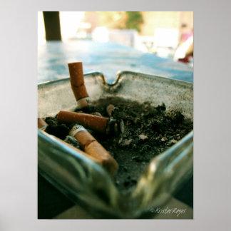 タバコ ポスター