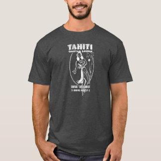 タヒチのカクテルラウンジ Tシャツ