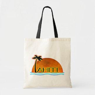 タヒチのバッグ トートバッグ