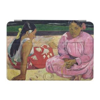 タヒチの女性、ビーチで、1891年 iPad MINIカバー