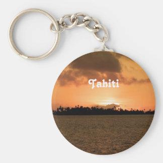タヒチの日没 キーホルダー
