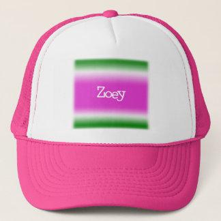 タフィーのねじれ: Zoey キャップ