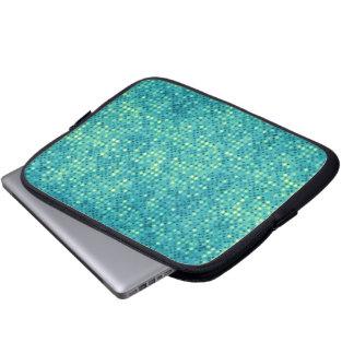 タブレット及びラップトップスリーブ-ブルーベリーCosmo ラップトップスリーブ
