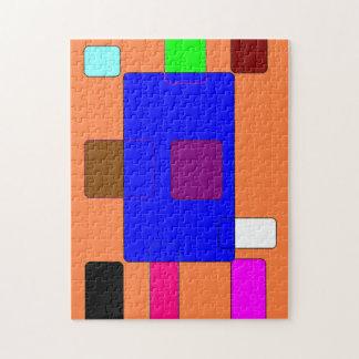 タブ-抽象美術2 ジグソーパズル
