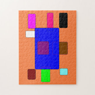 タブ-抽象美術 ジグソーパズル
