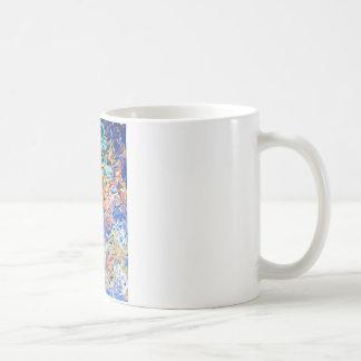 タペストリー コーヒーマグカップ