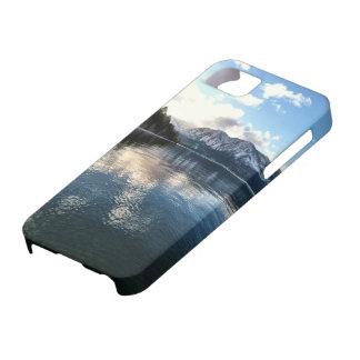 タホ湖の冬の雪 iPhone SE/5/5s ケース
