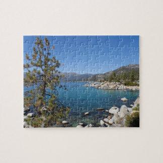 タホ湖 ジグソーパズル