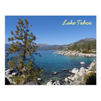 タホ湖 ポストカード