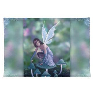 タマキビのきのこの妖精のランチョンマット ランチョンマット