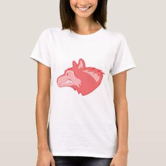 タマキビのオオカミ Tシャツ
