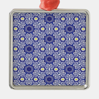 タマキビの目の錯覚 メタルオーナメント