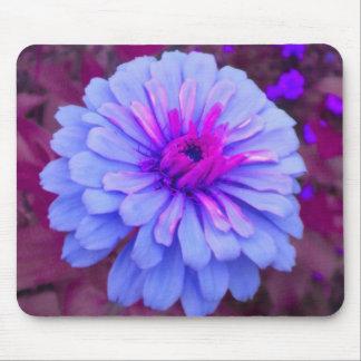 タマキビnのピンクの《植物》百日草のマウスパッド マウスパッド