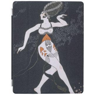 タマラKarsavinaとのバレエ場面(1885-1978年) 191 iPadスマートカバー
