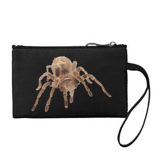 タランチュラの明白なBagettes袋 コインパース