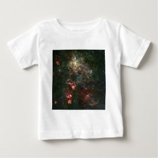 タランチュラの星雲および環境 ベビーTシャツ