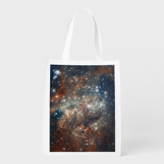 タランチュラの星雲のクローズアップ エコバッグ