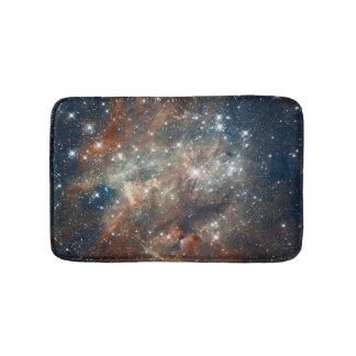 タランチュラの星雲のクローズアップ バスマット