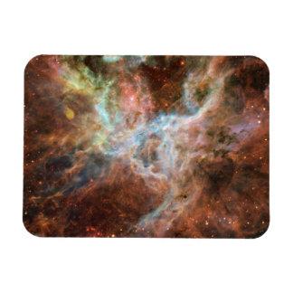 タランチュラの星雲の宇宙の写真撮影 マグネット