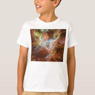 タランチュラの星雲30 Doradus NGC 2070年 Tシャツ