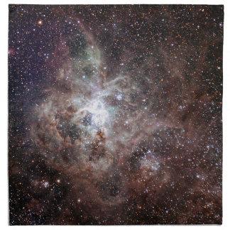 タランチュラの星雲 ナプキンクロス
