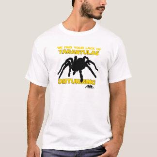 タランチュラの欠乏 Tシャツ