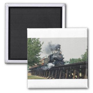 タランチュラの鉄道、フォート・ワース、テキサス州、米国 マグネット
