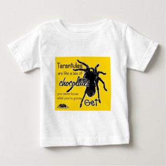 タランチュラの驚き ベビーTシャツ