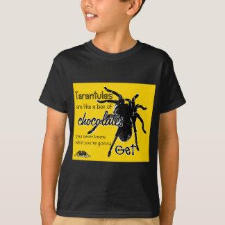 タランチュラの驚き Tシャツ